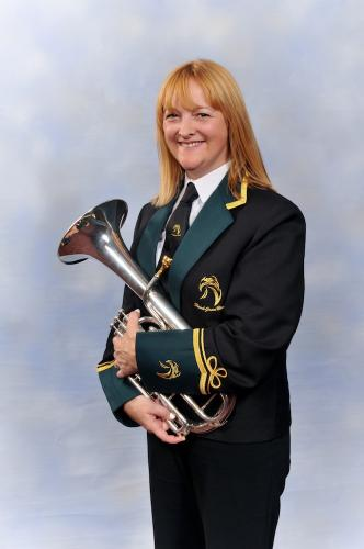 Gill Noble-Cooper<br>2nd Horn
