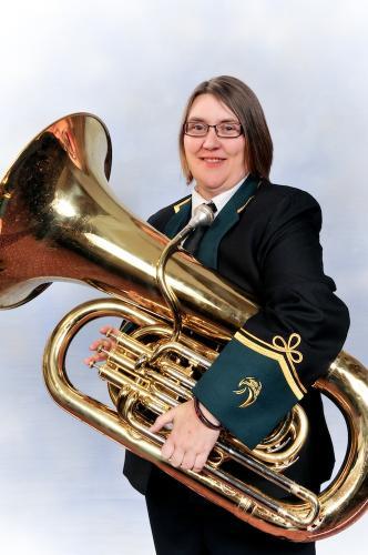 Tracy Johnson<br>Eb Bass