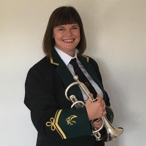 Jayne Stephenson Flugel Horn